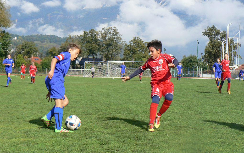 Nogomet in socialni razvoj otrok