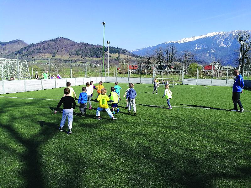 Vrtec Bled - Igra